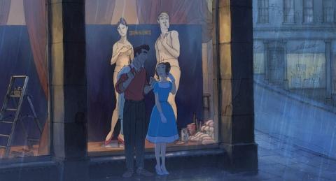 кадр №43014 из фильма Иллюзионист