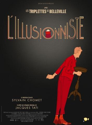 плакат фильма тизер Иллюзионист