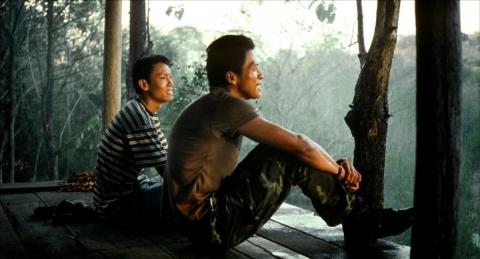 кадр №43055 из фильма Тропическая лихорадка