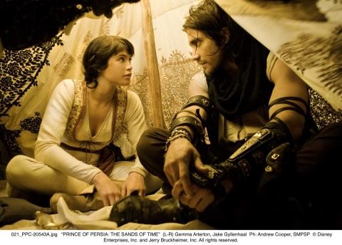 кадр №43421 из фильма Принц Персии: Пески времени