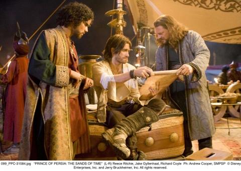 кадр №43425 из фильма Принц Персии: Пески времени