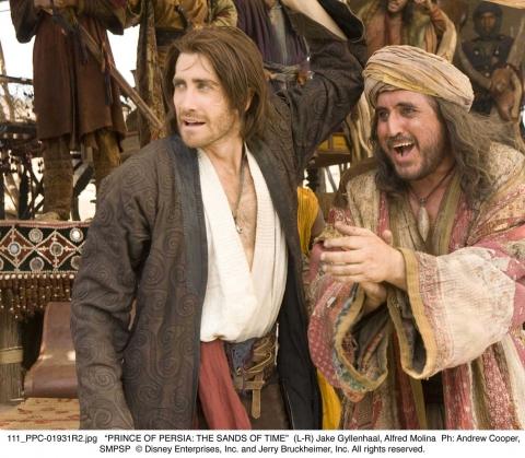 кадр №43426 из фильма Принц Персии: Пески времени