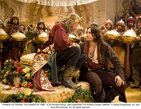 кадр №43427 из фильма Принц Персии: Пески времени