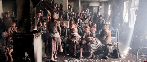 кадры из фильма Брестская крепость