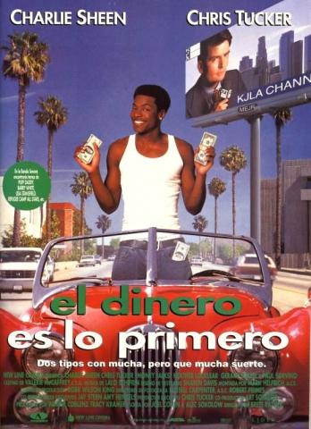 плакат фильма постер Деньги решают все