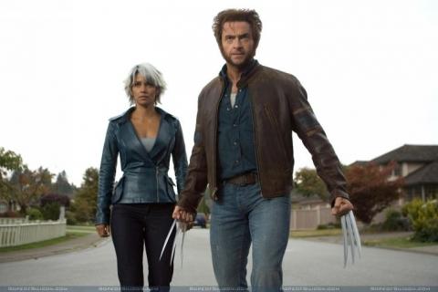 кадры из фильма Люди Икс: Последняя битва Хэлли Берри, Хью Джекмен,
