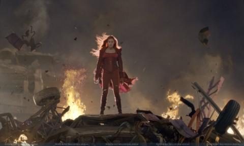 кадры из фильма Люди Икс: Последняя битва Фамке Янссен,