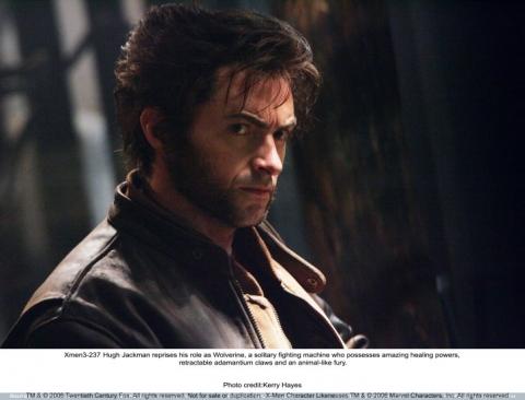 кадры из фильма Люди Икс: Последняя битва Хью Джекмен,