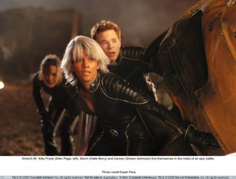 кадры из фильма Люди Икс: Последняя битва Хэлли Берри, Эллиот Пейдж, Шон Эшмор,