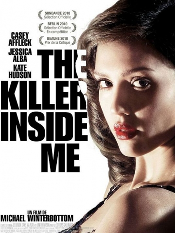 плакат фильма характер-постер Убийца внутри меня