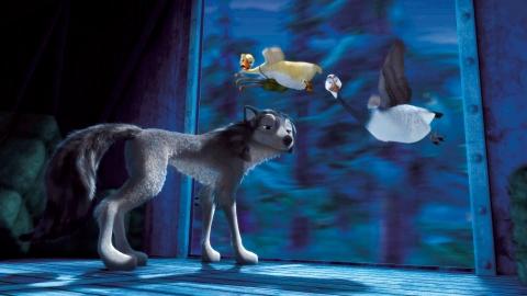 кадр №44546 из фильма Альфа и Омега: Клыкастая братва 3D
