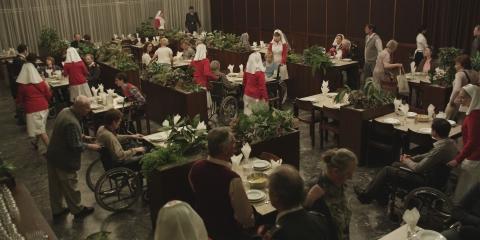кадр №44874 из фильма Лурд
