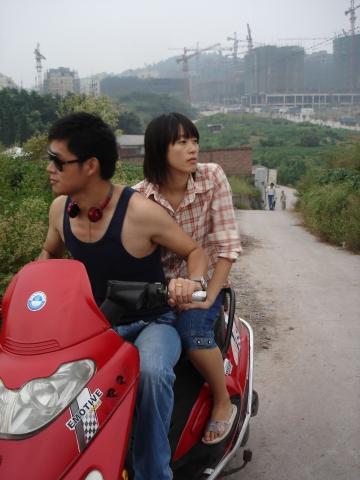 кадр №45166 из фильма Она, китаянка