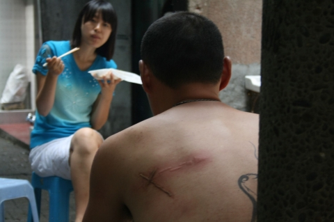 кадр №45169 из фильма Она, китаянка