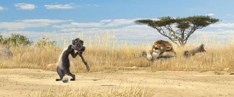 кадр №45843 из фильма Союз зверей в 3D