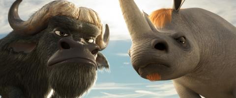 кадр №45847 из фильма Союз зверей в 3D
