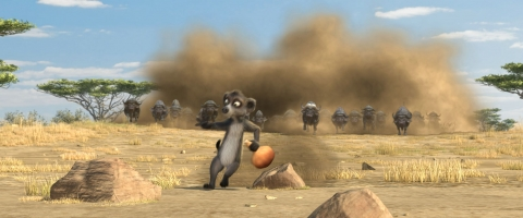 кадр №45848 из фильма Союз зверей в 3D