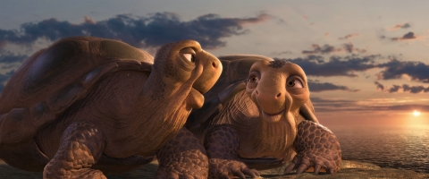кадр №45854 из фильма Союз зверей в 3D