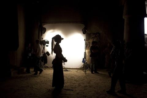кадр №46104 из фильма Необычайные приключения Адель