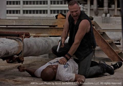 кадр №46419 из сериала Ходячие мертвецы