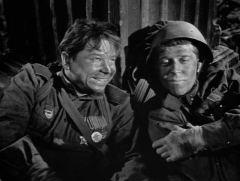кадр №46665 из фильма Отец солдата