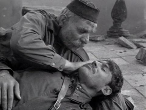 кадр №46666 из фильма Отец солдата
