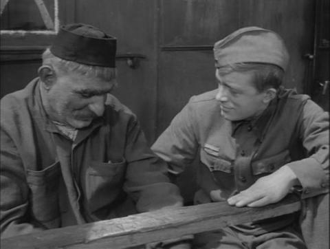 кадр №46667 из фильма Отец солдата