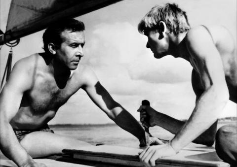 кадр №47086 из фильма Нож в воде