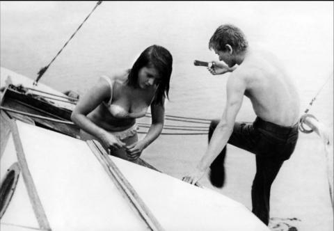 кадр №47087 из фильма Нож в воде