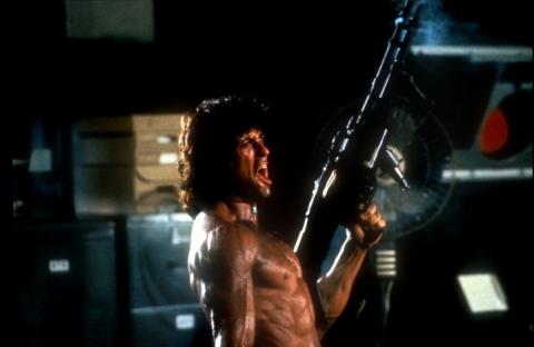 кадр №47499 из фильма Рэмбо: Первая кровь