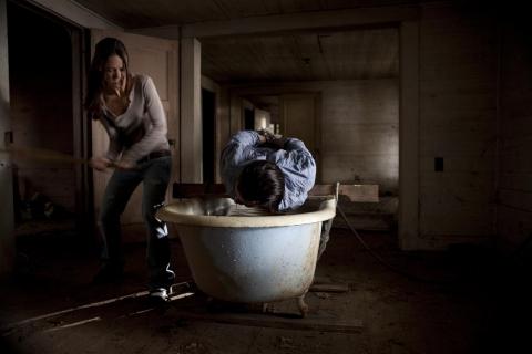 кадр №47505 из фильма Я плюю на ваши могилы