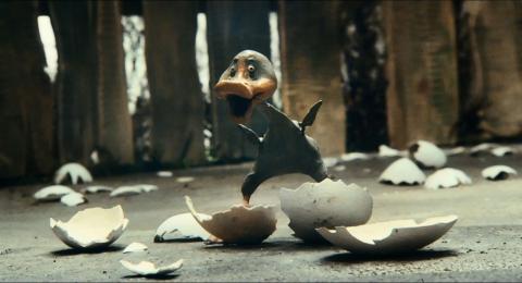 кадр №47675 из фильма Гадкий утенок