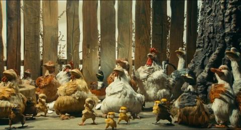 кадр №47676 из фильма Гадкий утенок