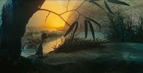 кадр №47677 из фильма Гадкий утенок