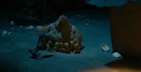 кадр №47679 из фильма Гадкий утенок