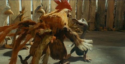 кадр №47680 из фильма Гадкий утенок