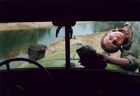 кадр №47936 из фильма Ехали два шофера