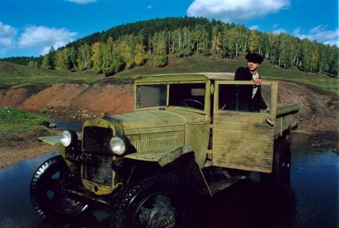 кадр №47939 из фильма Ехали два шофера