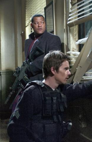 кадр №48113 из фильма Нападение на 13-й участок