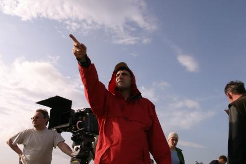 кадр №48287 из фильма Заяц над бездной