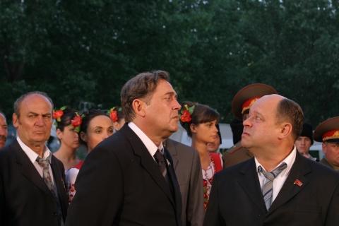 кадры из фильма Заяц над бездной Владимир Адольфович Ильин, Юрий Стоянов,
