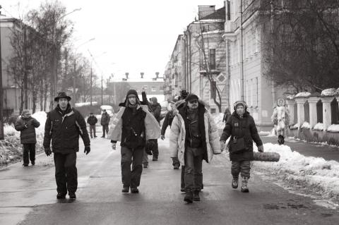 кадр №48536 из фильма Кочегар