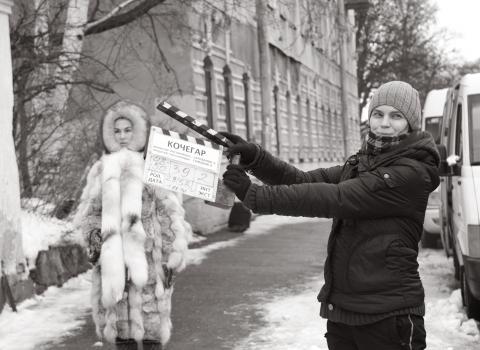 кадр №48538 из фильма Кочегар