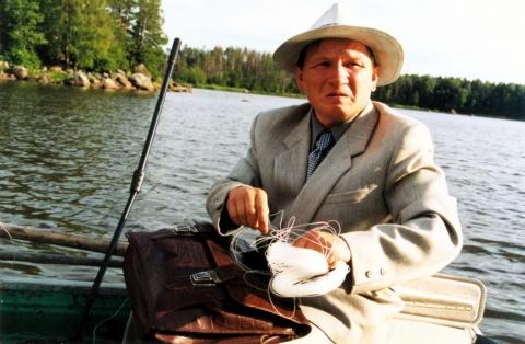 кадр №48551 из фильма Особенности национальной рыбалки