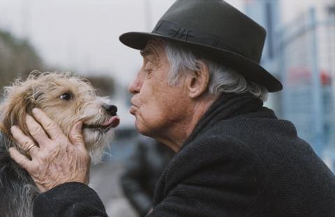 кадр №48735 из фильма Человек и его собака