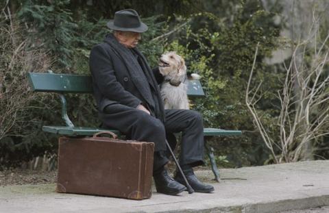 кадр №48736 из фильма Человек и его собака