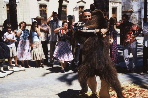 кадр №48836 из фильма Медвежий поцелуй