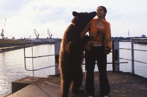 кадр №48845 из фильма Медвежий поцелуй