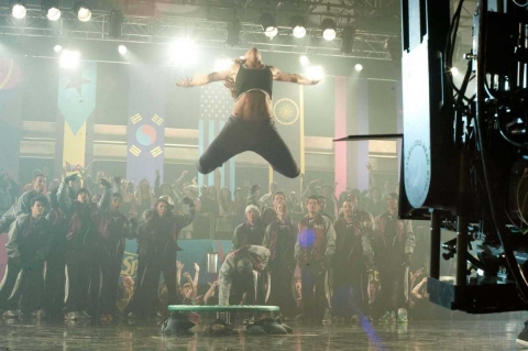 кадр №49357 из фильма Шаг вперед 3D