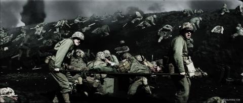 кадр №4948 из фильма Флаги наших отцов